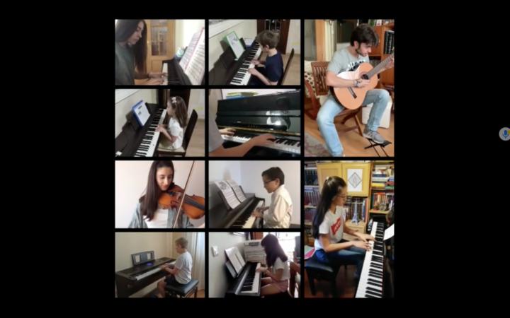 ¡La música nos mantiene unidos!