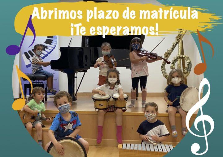¡COMIENZA EL CURSO 21/22!